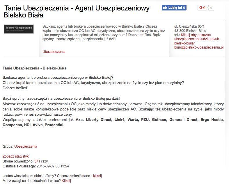 Pozyskiwanie klientów na ubezpieczenia: wizytówka agenta ubezpieczeniowego